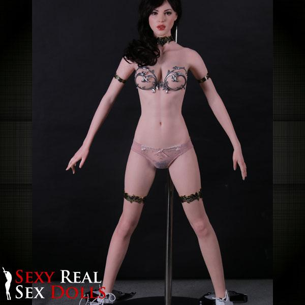 Limited Edition Ultra Real Silicone Doll 2018