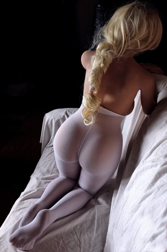 Carmen real doll with big tits and  ass