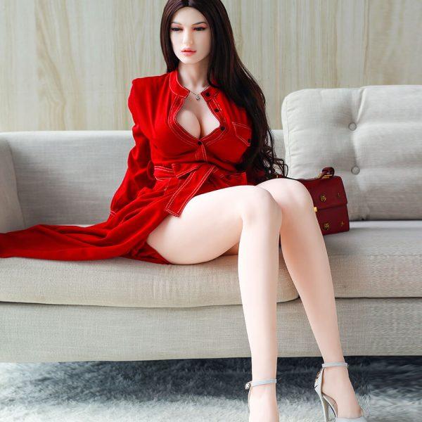 Super Realistic Sex Doll 165 cm