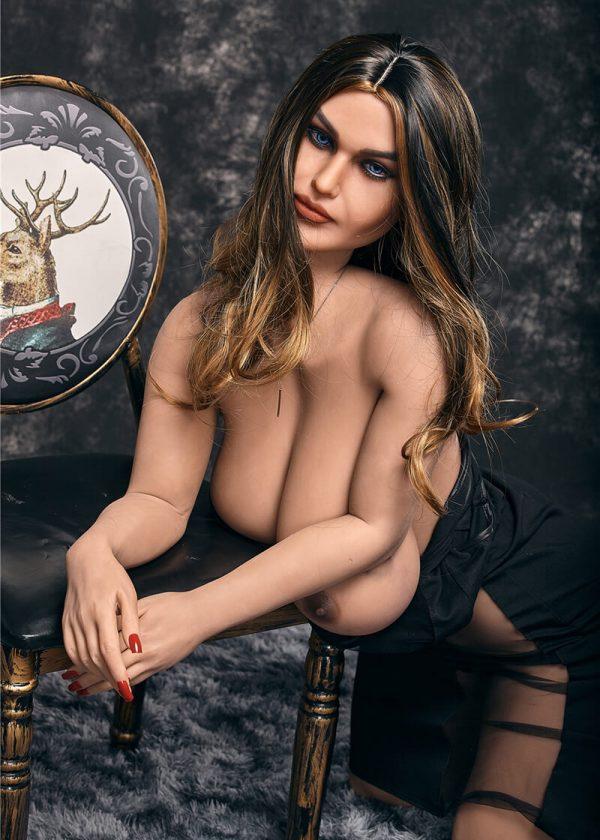 Big Butt New Sex Doll 158 cm