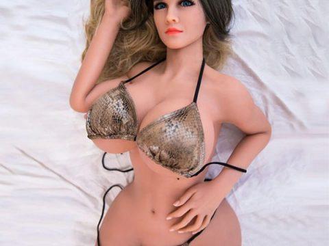 Real Hot Sex Doll Trina 169 cm