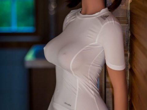 Huge Breast Sex Doll 158cm