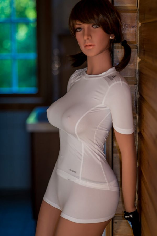 Huge Breast Sex Doll 158cm