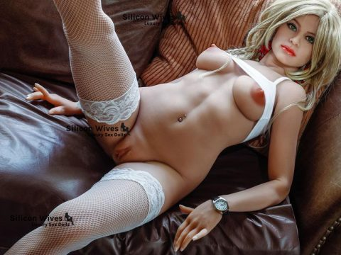Bebe 161 cm silicon sex doll