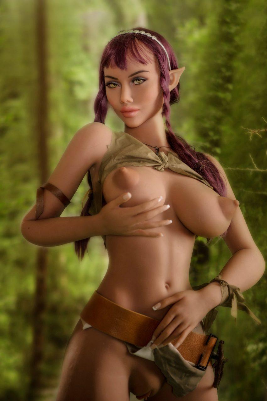Elf Sex Doll Bella