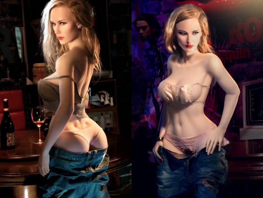 Unique Design Sex Doll - Elva